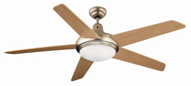 Ventilador de techo con luz y mando a distancia mod ovni - Luz con mando a distancia ...