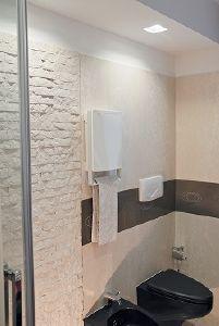 Calefactor de ba o con calor ventilado for Termoventilatore bagno