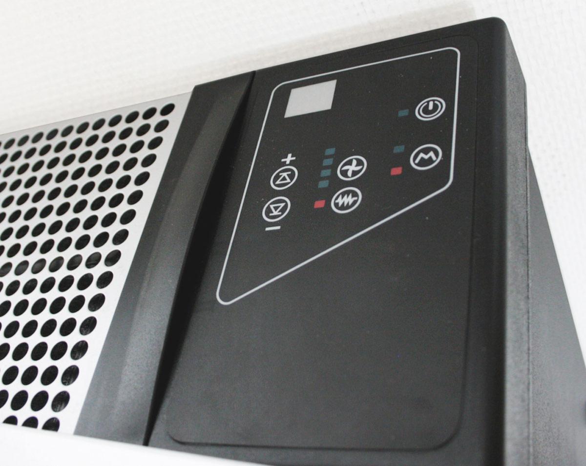 Aire acondicionado sin unidad exterior con bomba de calor for Aire acondicionado sin unidad exterior