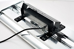 Soporte calefactor electrico